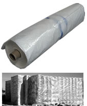 Heavy Reinforced Poly Sheet