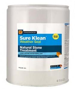 Prosoco Sure Klean Natural Stone Treatment